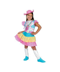 Cowgirl Halloween Costume Toddler Rodeo Sweetheart Kids Cowgirl Costume Girls Costume