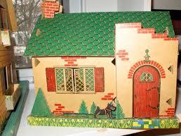 built rite cardboard houses by susan hale dolls u0027 houses past