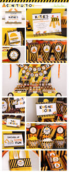 construction baby shower best 25 construction baby showers ideas on