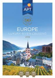 europe luxury river cruising