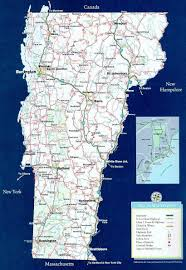 Vermont traveling the world images Vermont state map statemap_large jpg places to visit jpg
