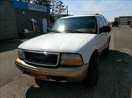2000 Gmc Jimmy Interior Gmc Jimmy In Wisconsin For Sale Used Cars On Buysellsearch