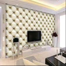 logiciel chambre 3d personnalisé chambre tv toile de fond 3d papier peint pour salon