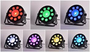 where can i buy disco lights 2018 2016 new 9x3w 1x30w dmx led par led disco lights dj rgb 3in1