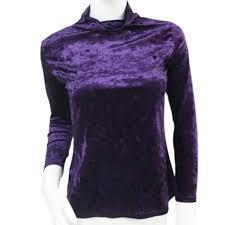purple blouses susi purple velvet blouses for blouse shirt casual 3 4