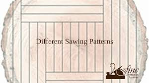 is quarter sawn wood more expensive different types of sawing patterns craftsman lumber