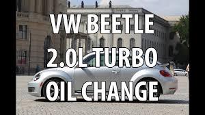 bmw new beetle turbo vw vw volkswagen beetle 2 0t 1 8t turbo tsi diy engine oil change