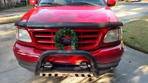reindeer ears for car wow antlers lighted wreath for your car 889843 pep boys