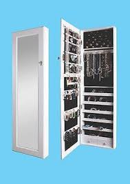 jewelry box wall mounted cabinet wall mirror jewelry storage this can be purchase hung go right
