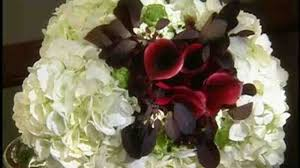 video how to arrange dramatic black and white bouquets martha