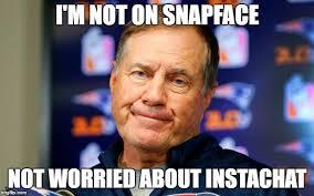 Bill Belichick Memes - snapface imgflip