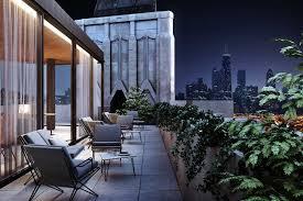 grupo habita opens its latest hotel in chicago u0027s coyote building