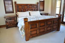 spanish style bed home design ideas