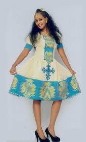 Ethiopian Cultural Dress Oasis Amor Fashion