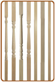Banisters For Sale Stair Spindles And Stair Balusters Trade Prices