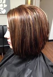a cut hairstyles stacked in the back photos hair color lowlights and highlights cut stacked in the back