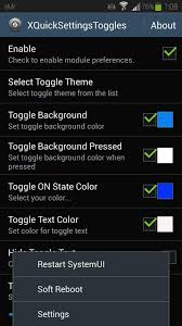 samsung galaxy core 2 live themes how to customize the quick settings toggles on your samsung galaxy