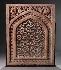 Jali Design Poetry In Stone Carved Screens From Sultanate And Mughal India