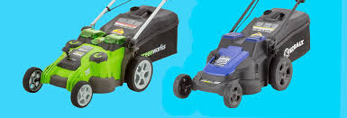 greenworks and kobalt electric push mowers recalled consumer reports