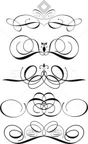 decorative ornaments vector illustration kirsty pargeter