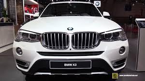 2015 bmw x3 sdrive 18d diesel exterior and interior walkaround
