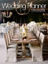 wedding planner magazine wedding planner magazine industry leaders idoplan