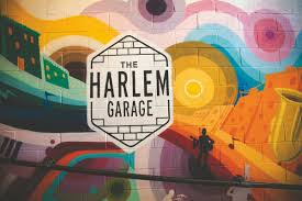harlem garage is victim of its own success in transforming the the harlem garage mural