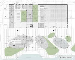 Municipal Hall Floor Plan by Uşak Municipality Building Aboutblank