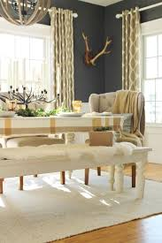 farmhouse style table cloth 859 best dining spaces images on pinterest dining rooms dining