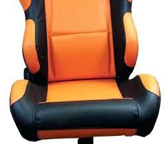 siege de bureau bacquet chaise orange fly best siege bureau bacquet fauteuil pivotant fly