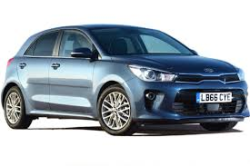 kia rio hatchback owner reviews mpg problems reliability
