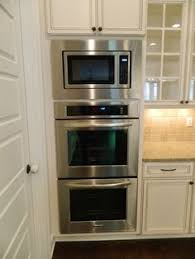microwave in island in kitchen 1000 ideas about countertop microwave oven on