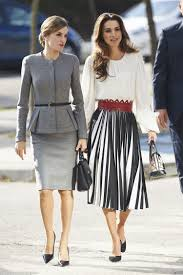 queen letizia and queen rania and more stylish royals who are