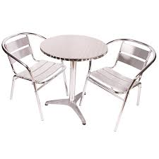 cafe table and chairs best bistro table 2 chairs elegant aluminium bistro table hog bistro