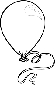 balloon coloring page free coloring pages on masivy world in