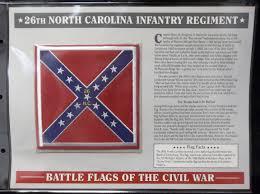 Civil War Battle Flag Lot Detail Willabee U0026 Ward U201cbattle Flags Of The Civil War U201d 26th