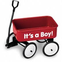 wagon baby baby s wow wagon by teleflora boy flower arrangement teleflora