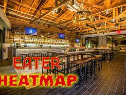 Map San Jose by The Eater San Jose Heatmap Where To Eat Right Now