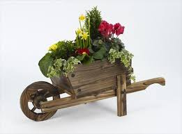 11 best wood wheelbarrow ideas images on wooden