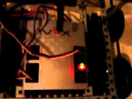 vex robotics led lights vex robot led lights youtube