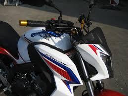 honda gbr umgebautes motorrad honda cb 650 von honda semmler gbr 1000ps de