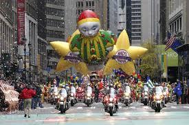 thanksgiving the macy s thanksgiving day parade hobokeni
