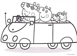 peppa pig coloring pages 47426