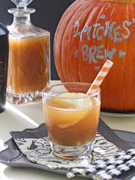 pumpkin spice halloween punch recipe hgtv