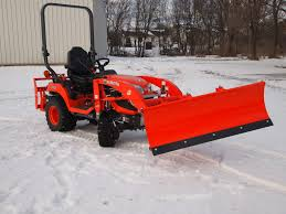 kubota bx rock bucket attachment kubota bx snow plow attachment