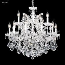 Maria Theresa 6 Light Crystal Chandelier James R Moder Maria Theresa Grand Collection Maria Theresa Grand