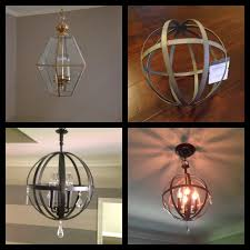 Orb Chandelier Home Design