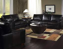 Brompton Leather Sofa American Made Leather Furniture Premium Leather Made In The Usa