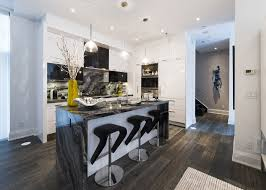 Urban Kitchen Toronto - the urban townhome collection pemberton group