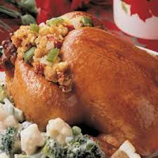 stuffed cornish hens recipe taste of home